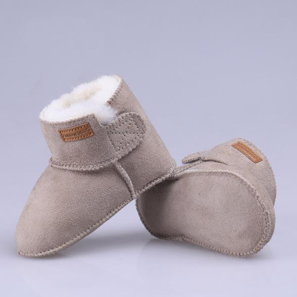 Winter Baby Toddler Boots Walk Shoes Boy Girls Baby Soft Sole Snow Boots Cold Winter Warm Boots Shoes For Baby Kids